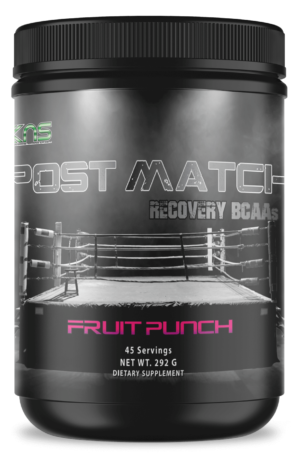 Post Match Recovery BCAA (Fruit Punch)