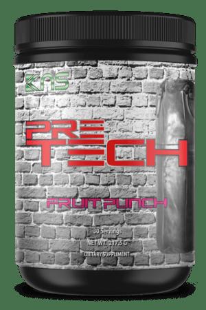 Pre Tech (Fruit Punch) Pre-Workout
