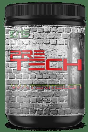 Pre Tech (Watermelon) Pre-Workout